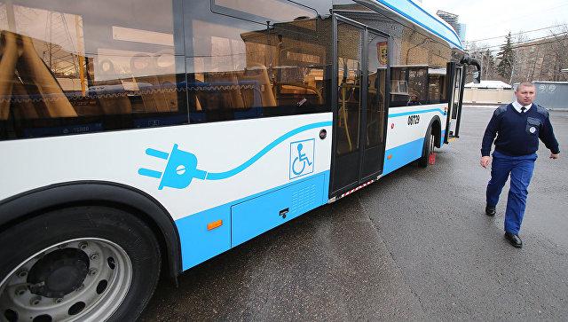 WWF одобрил переход Москвы на электробусы