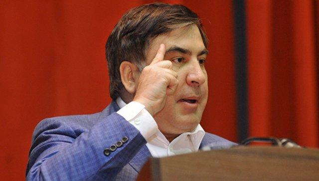 Человек из ниоткуда, или украинский взлет и падение Саакашвили