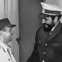 Cubadebate (Куба): Фидель Кастро и Юрий Гагарин: неразрывная связь