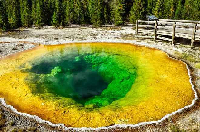12 самых красочных природных чудес света