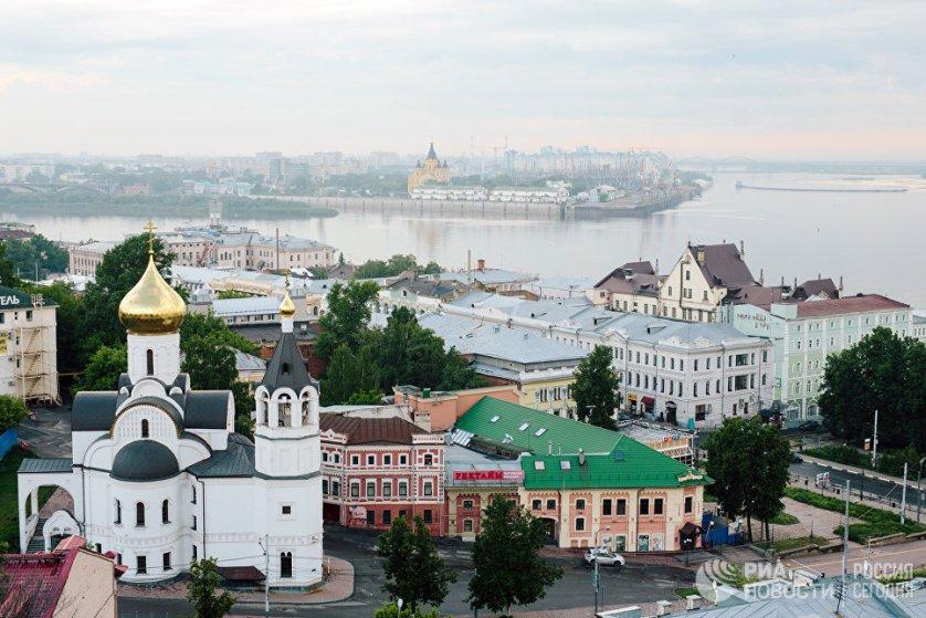 На четвертом месте рейтинга - Нижний Новгород. Согласно исследованию, он набрал 148 баллов индекса качества городской среды.