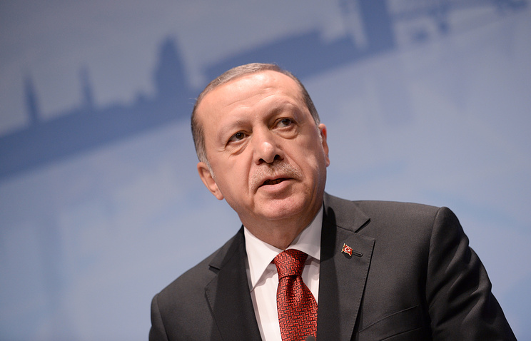 Минфин Германии: Эрдоган ставит на кон партнерство между Берлином и Анкарой