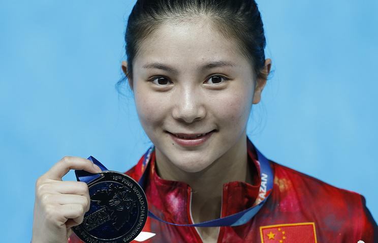 Олимпийская чемпионка в прыжках в воду китаянка Хэ Цзы завершила карьеру