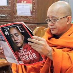 Как советский студент возглавил поход буддистов против джихада