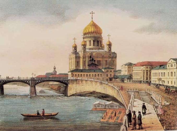Краткий курс истории — Главный храм России
