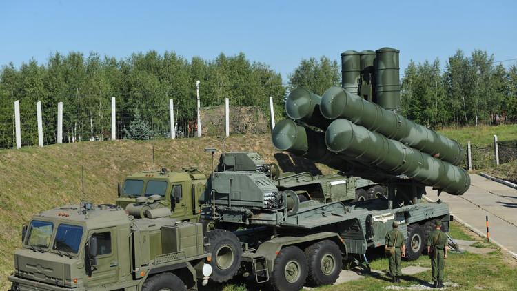 """تركيا تقف في الطابور لشراء صواريخ """"إس-400"""" الروسية"""