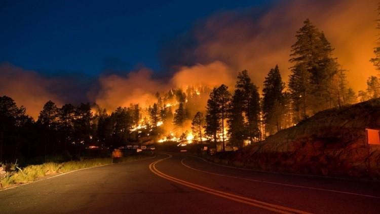 """العلماء يتنبؤون بموعد """"الحرائق الهائلة"""" في سيبيريا"""