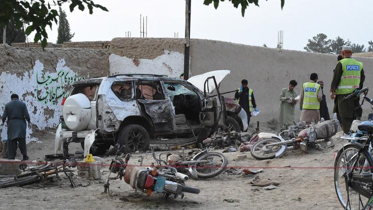 عشرات القتلى والجرحى بتفجير في لاهور الباكستانية