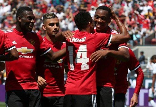 """كأس الابطال الدولية: مانشستر يهزم ريال في """"بروفة"""" السوبر الأوروبية"""