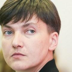 Надежда Савченко заявила о своем участии в президентских выборах