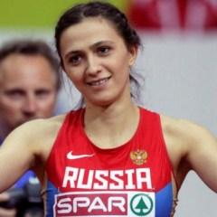 Легкоатлетам из России запретили петь гимн страны на чемпионате в Лондоне