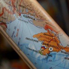 Болгарский телеканал извинился перед Киевом за карту Украины без Крыма