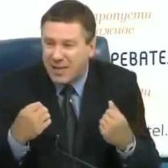 Ukranian politician Igor Berkut: the country is now run by billionaires and millionaires