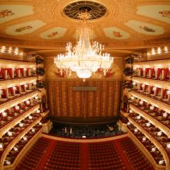 Балет Бориса Эйфмана в честь своего 40-летия открывает гастроли на сцене Большого театра