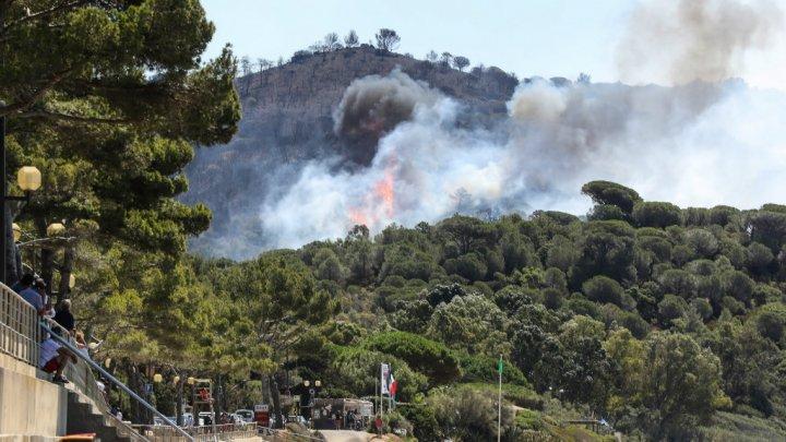 فرنسا: إجلاء آلاف الأشخاص إثر اندلاع حريق جديد جنوب البلاد