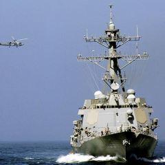 В Иране заявили о втором за неделю инциденте с кораблем ВМС США в Персидском заливе