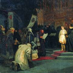 Этот день в истории: 21 июля 1613 года — венчание на царство Михаила Романова