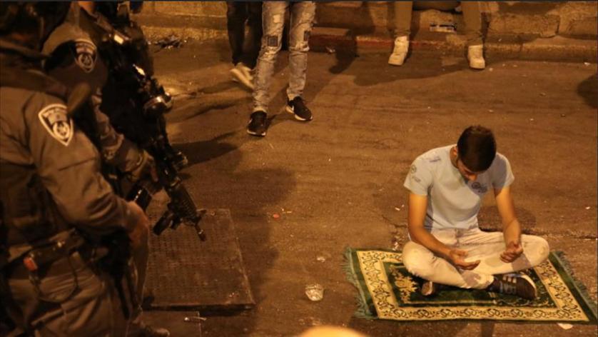 الحراك الشبابي في القدس يفاجيء الفلسطينيين ويقلق إسرائيل