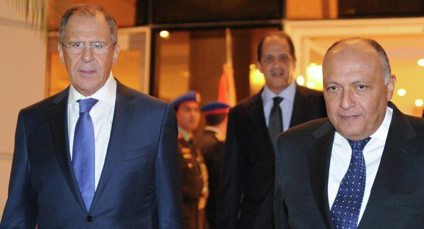 لافروف حول استئناف الرحلات مع مصر: هناك تقدم إيجابي