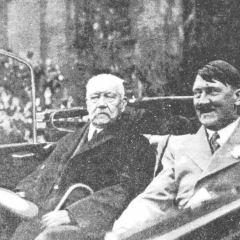Этот день в истории: 2 августа 1934 года — смерть последнего рейхспрезидента Германии