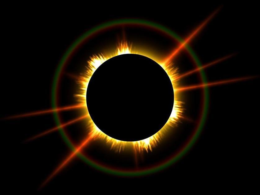 الكرة الأرضية تشهد اليوم كسوفًا كليًا للشمس