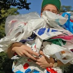 Греция присоединилась к борьбе с пластиковыми пакетами