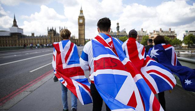 Лондон сообщил о своих позициях по Brexit в вопросах рынка и документов