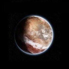 Планетологи нашли залежи воды на экваторе Марса