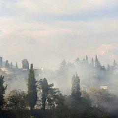 В Черногории заблудившийся турист спровоцировал крупный пожар