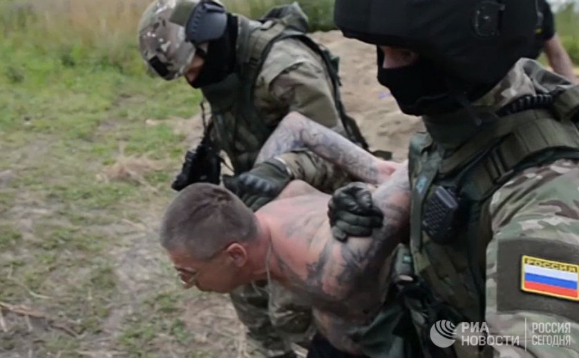 Задержание участников преступной группы, организовавшей подпольное производство и сбыт боевого огнестрельного оружия и боеприпасов