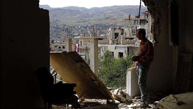 Российский генерал впервые обратился к сирийцам по телевидению