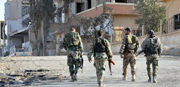 Сирийские ВВС нанесли удары по позициям ИГ* на границе с Ливаном