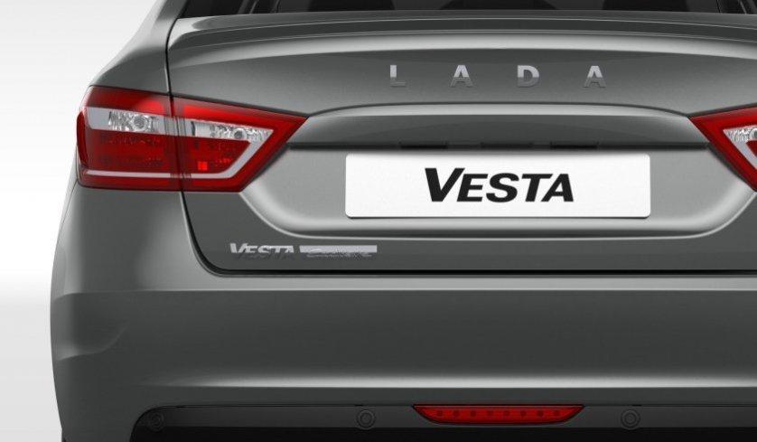 Автомобиль Lada Vesta Exclusive
