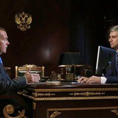Хорошие показатели РЖД говорят о росте экономики, заявил Медведев
