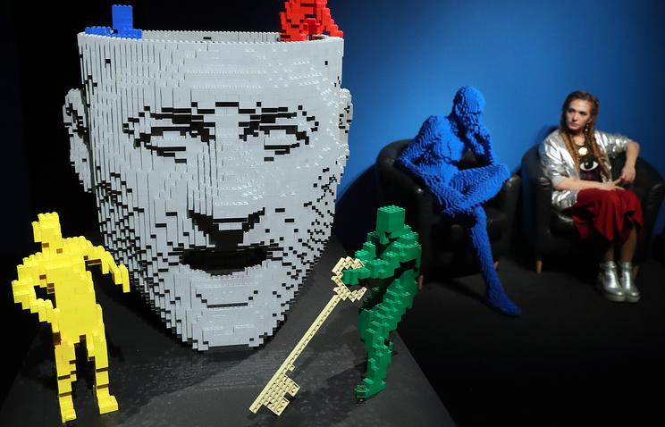«Искусство Лего» будет работать в Москве до 27 августа