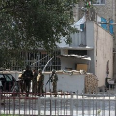 В результате взрыва в Кабуле погибли четыре человека