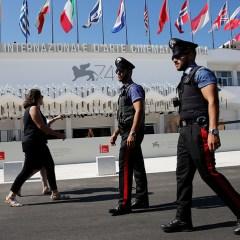 Венецианский кинофестиваль открылся в условиях повышенных мер безопасности