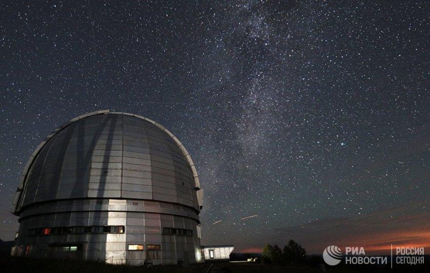 Специальная астрофизическая обсерватория была основана в 1966 году.