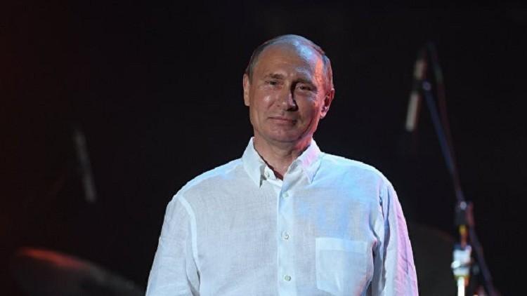 بوتين وموسيقى الجاز