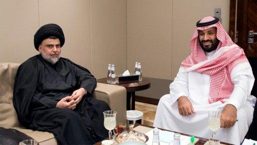 الودّ السعودي العراقي، سعي خليجي إلى مواجهة النفوذ الإيراني