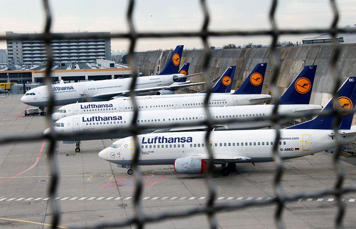 Власти Германии выступили против продажи Air Berlin группе Lufthansa
