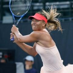 Шарапова выиграла в первом круге турнира в Стэнфорде