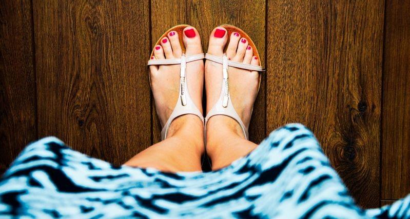 Как подобрать летнюю обувь: полезные советы