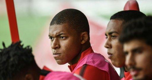 """جارديم يشدد على ان موناكو لم يعاقب مبابي لكن يحاول """"حمايته"""""""