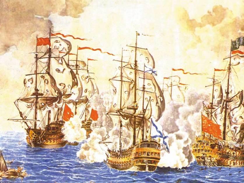 Этот день в истории: 11 августа 1791 года — победа русского флота при Калиакрии