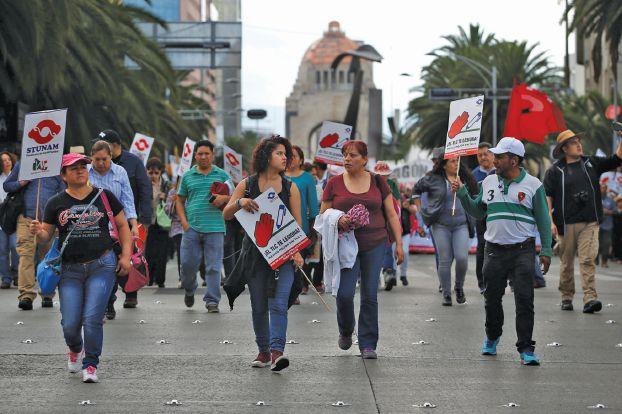 الولايات المتحدة وكندا والمكسيك تلتزم وتيرة مفاوضات سريعة حول «نافتا»