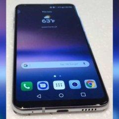 Опубликовано первое фото смартфона LG V30