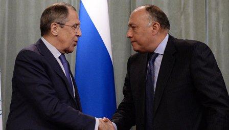 لافروف: نتواصل مع مصر والسعودية لتشكيل وفد سوري معارض موحد