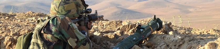 لبنان : قائد الجيش يتفقد العسكريين الجرحى