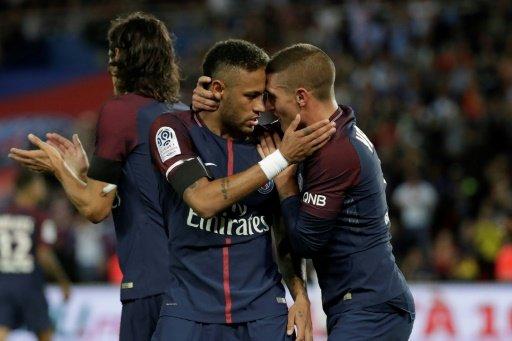 3 أهداف و3 تمريرات مع سان جرمان: نيمار لامعا على العشب الفرنسي